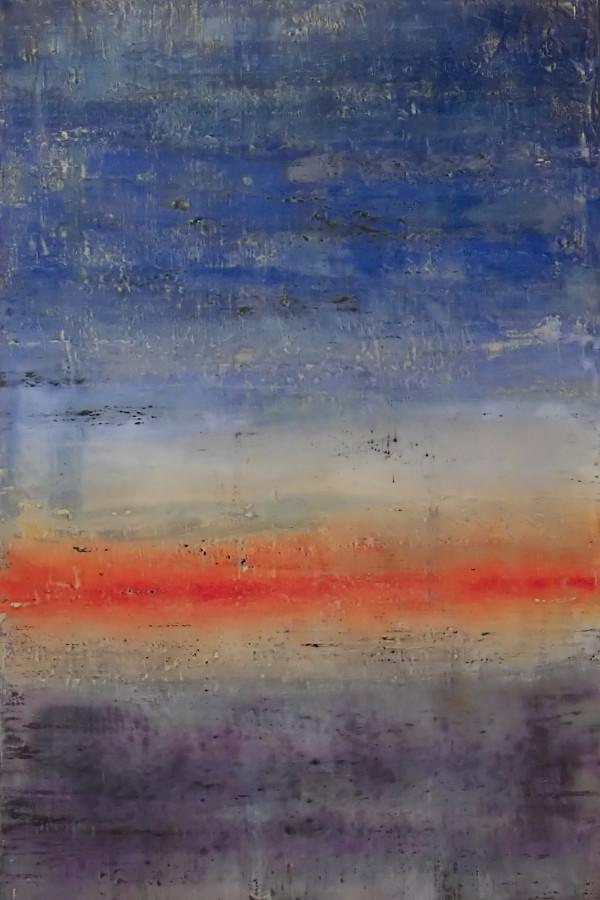 Attakai Bichi (Warm Beach) by Bernard Weston