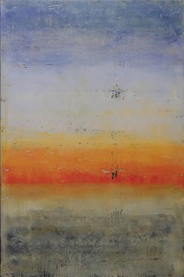 Attakai kiri no yoru (Warm Foggy Evening) by Bernard Weston