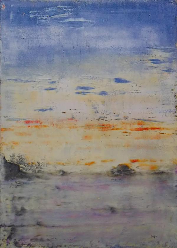 Evening Stroll by Bernard Weston
