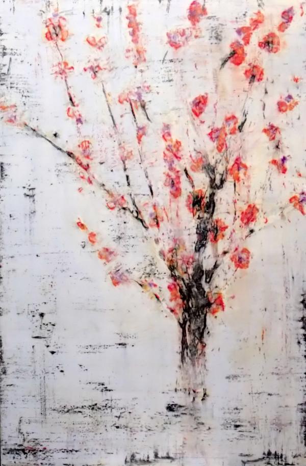 Haru tojo (Springtime Emergence) by Bernard Weston