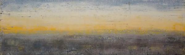 Shizukana asa (Quiet Morning) by Bernard Weston