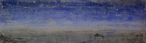 Tsuyoi Kaze (Strong Wind) by Bernard Weston