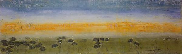 Senotakai Kusa (Tall Grass) by Bernard Weston