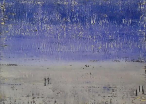 Kaigara o sagashite (Look for Shells) by Bernard Weston