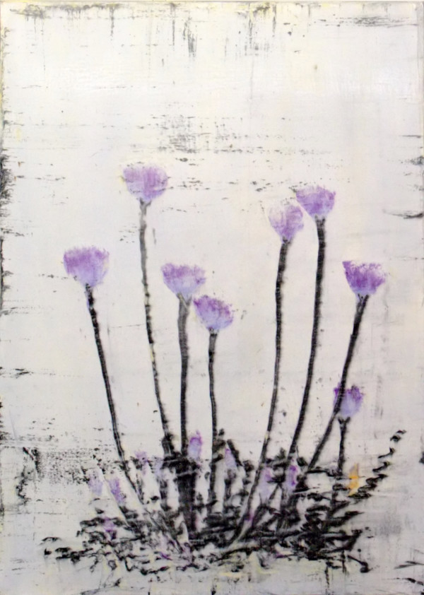 Biaoretto (Violet) by Bernard Weston