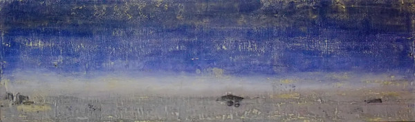 Kyofu (Windy) by Bernard Weston