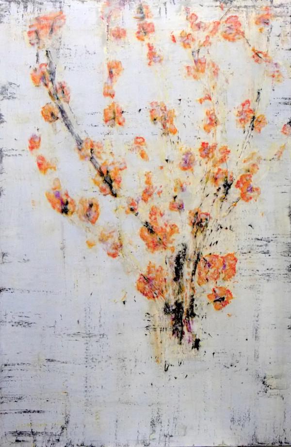 Mankai no hana (Full Blossom) by Bernard Weston