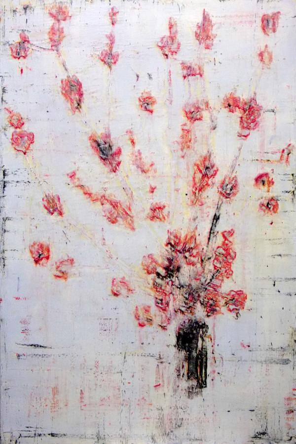 Yawarakai Kaze (Soft Wind) by Bernard Weston