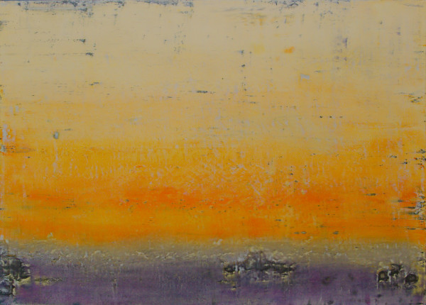 Wenshui (Warm Water) by Bernard Weston