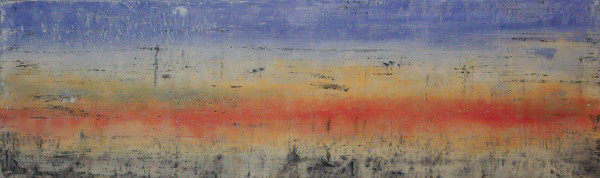 Hijo no Kancho (Very Low Tide) by Bernard Weston