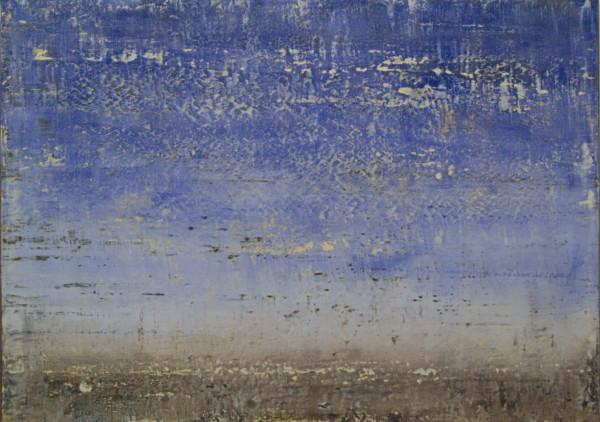 Kumonoue o (Over the clouds) by Bernard Weston