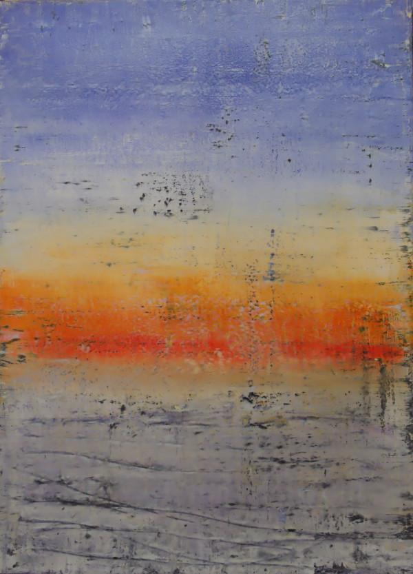 Nami (Waves) by Bernard Weston