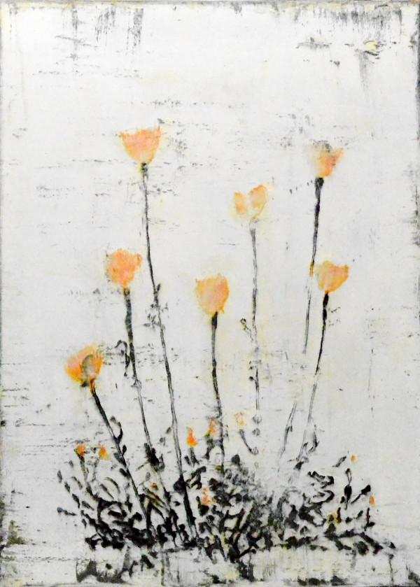 Kyojakuna (Frail) by Bernard Weston