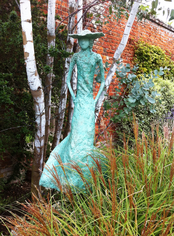 A Walk in the Garden by Melanie Deegan