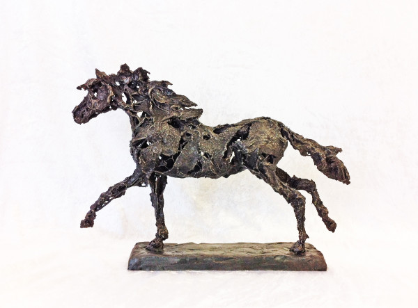 At the Gallop by Melanie Deegan