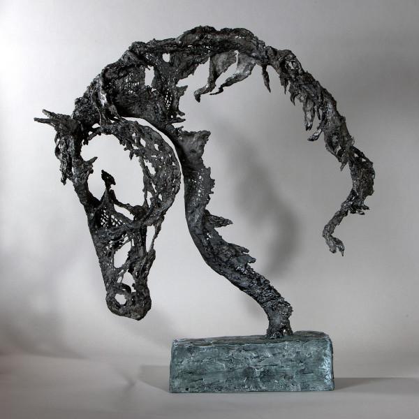 The Time Traveller's Horse by Melanie Deegan
