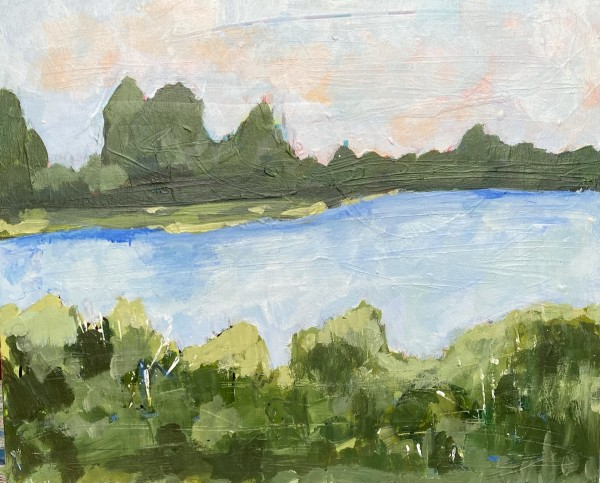 Salt Marsh VI by Beth Murray