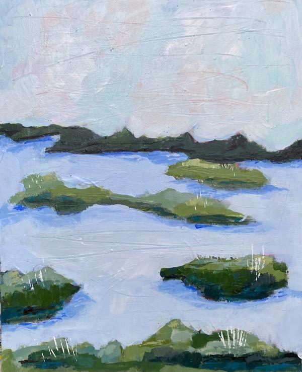 Salt Marsh VII by Beth Murray