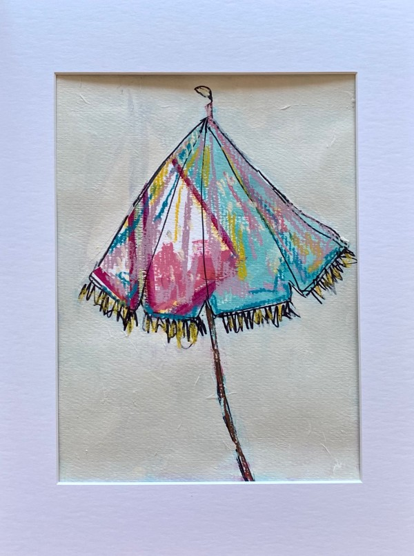 Untitled Umbrella by Beth Murray