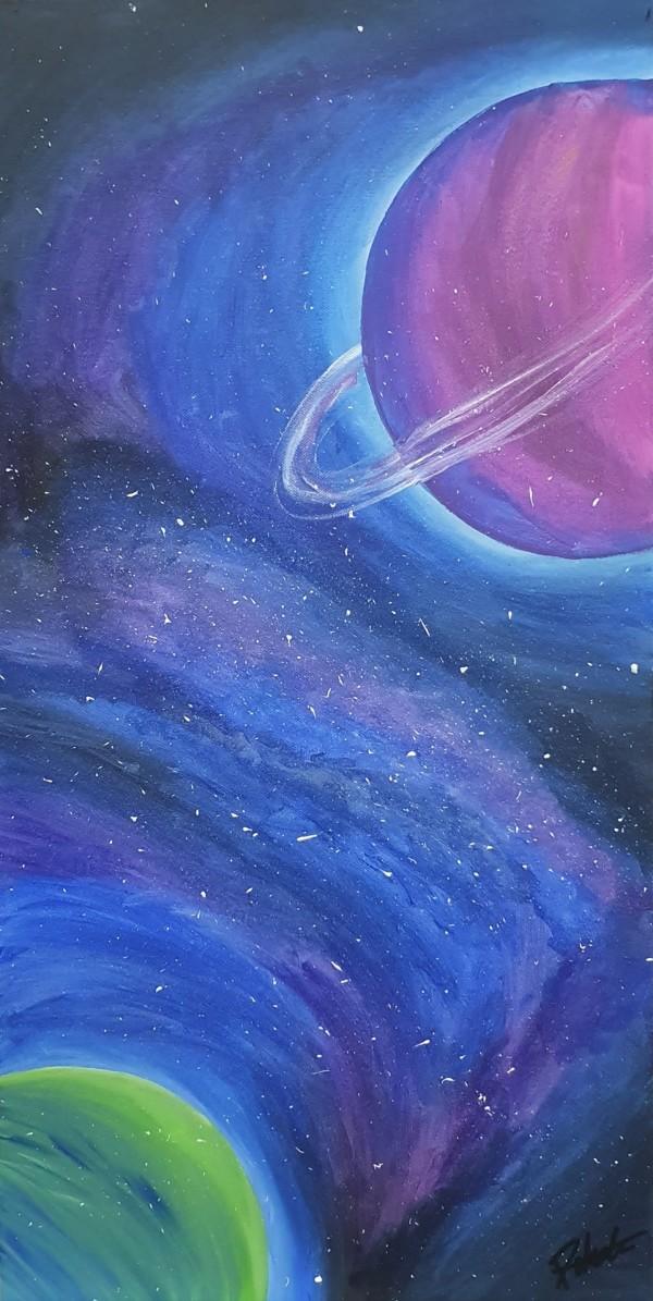 Space by Dakota Clark