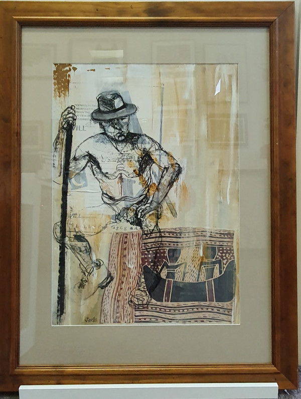 Bushman by Julie Herringe