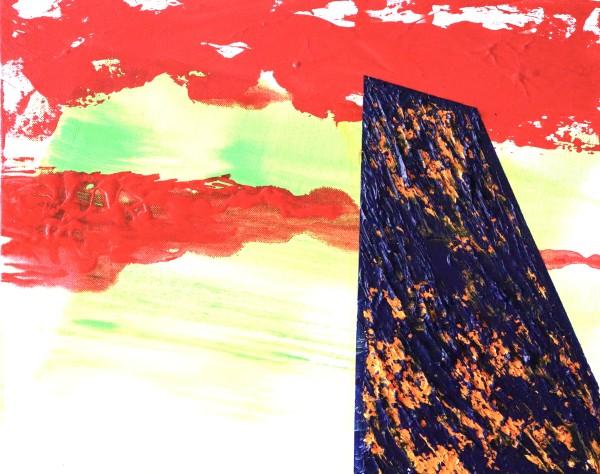 accretion monolith by Paige Zirkler