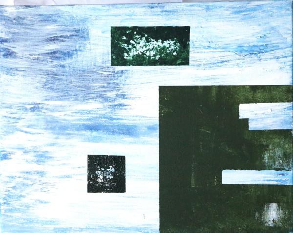 disconnected maui blue by Paige Zirkler