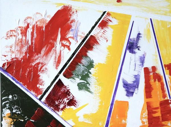 color rays by Paige Zirkler