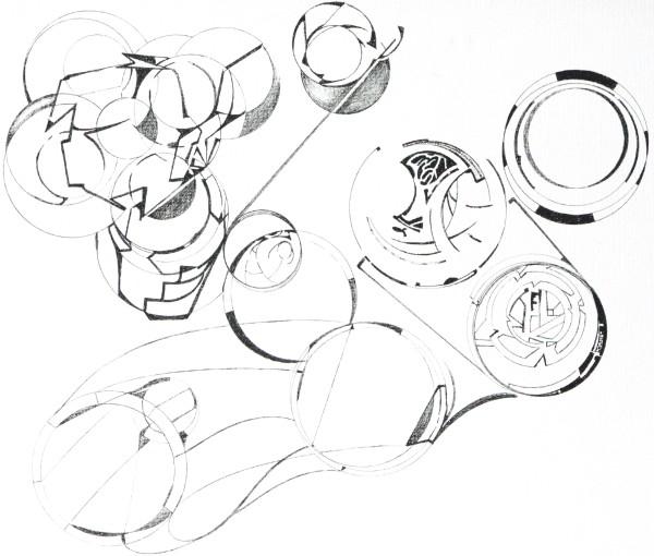 spheres by Paige Zirkler