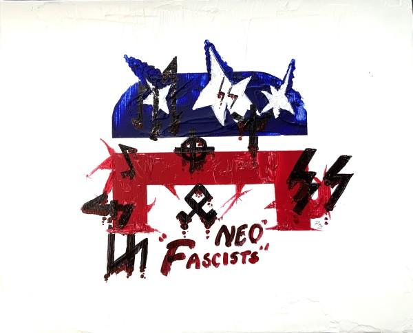 neo fascist by Paige Zirkler