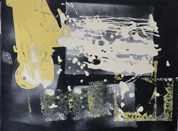 yellow white 2 by Paige Zirkler