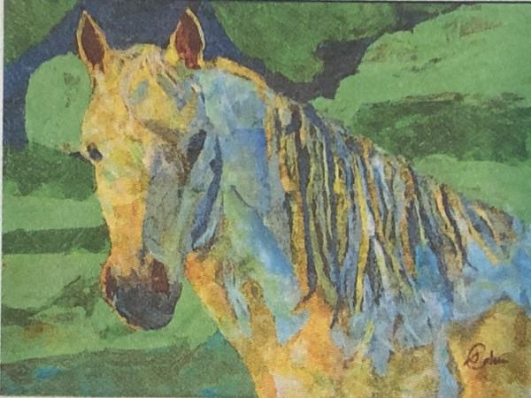 Palomino by Susan Soffer Cohn