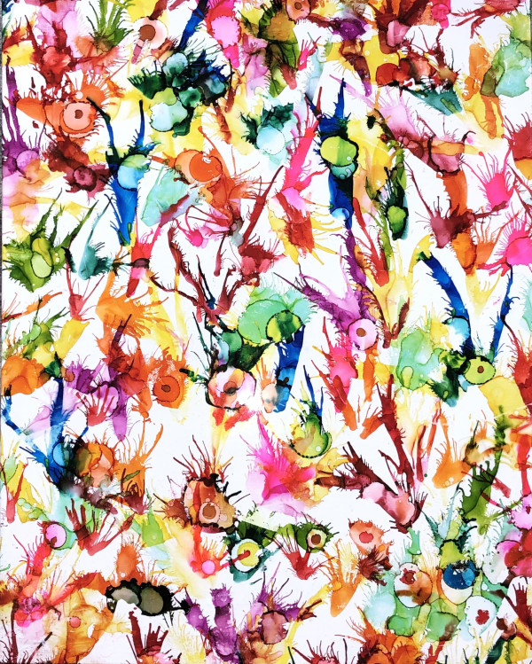 Stretched Garden by Susan Soffer Cohn