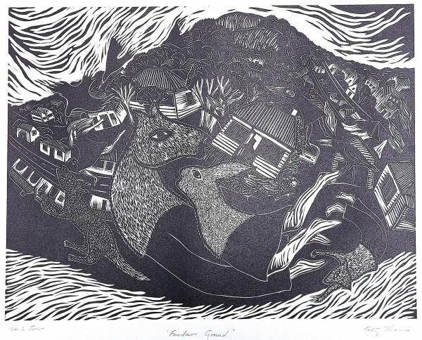 Familiar Ground by Kati Thamo