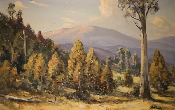 Olinda area by Allon Francis Cook