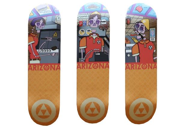 Skate Decks by Christopher Watts