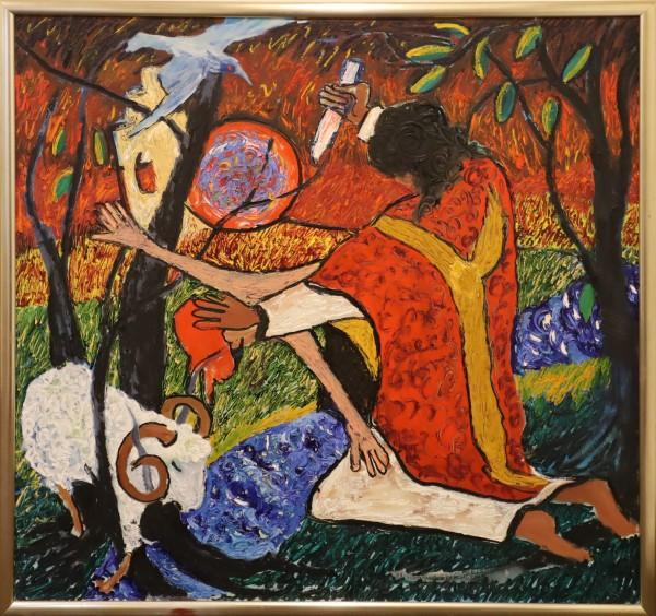 The Sacrifice of Isaac by John Bayton