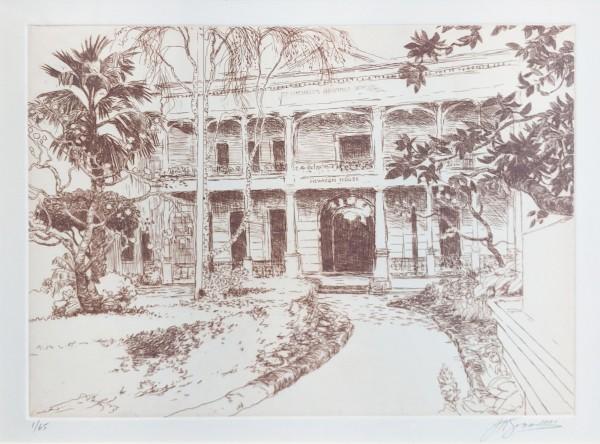 Hewison House by John Spooner