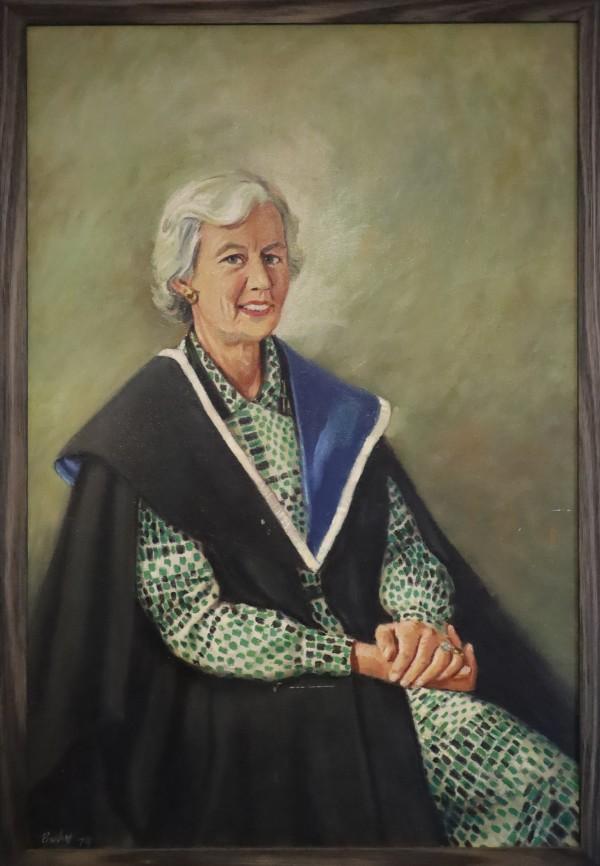 Mrs. Margaret Katherine Thomas by Tom Bishop
