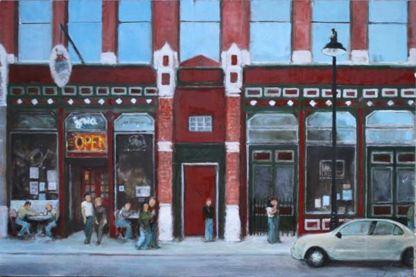 Postively 4th Street by Gary Hoff
