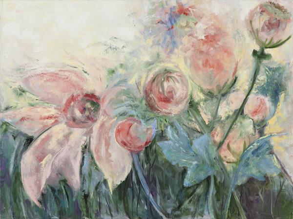 Spring Flowers by Jan Widner