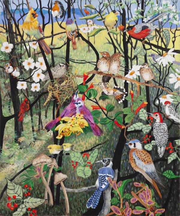 Flock Together by Jan Widner