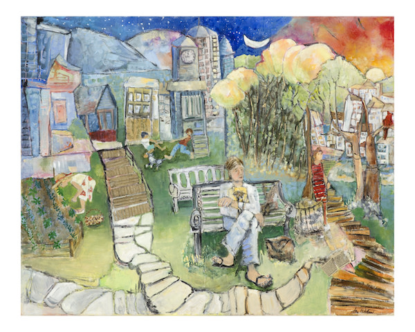 Pieces of Neighborhood by Jan Widner
