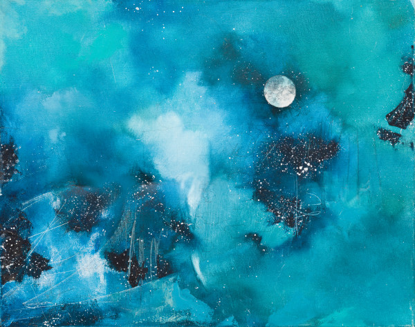Moonscape by Jan Widner