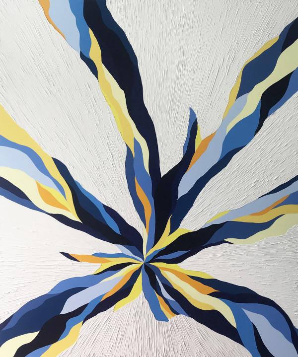 Blue Faith by Lee Clarke