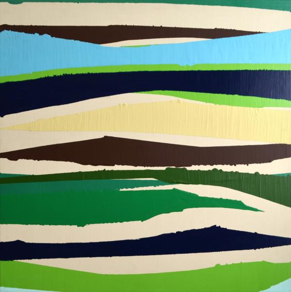 Horizontal Trees by Lee Clarke