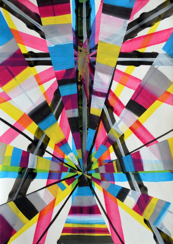 Neon Electic by Lee Clarke