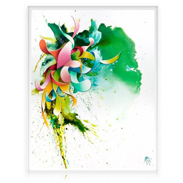 Green Heaven by Amaury Dubois