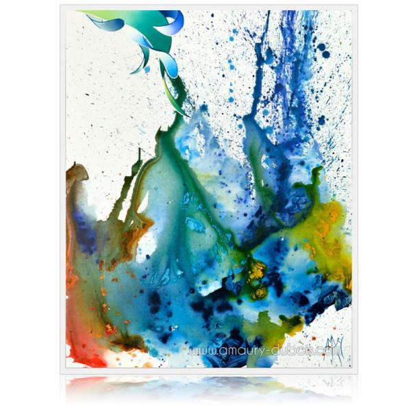 Blue Spirit by Amaury Dubois