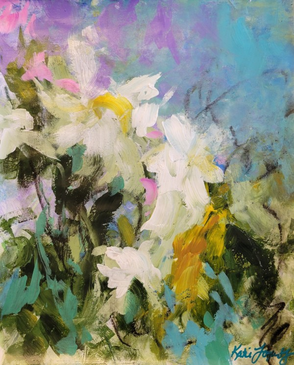 On A Spring Day by Katie Fogarty